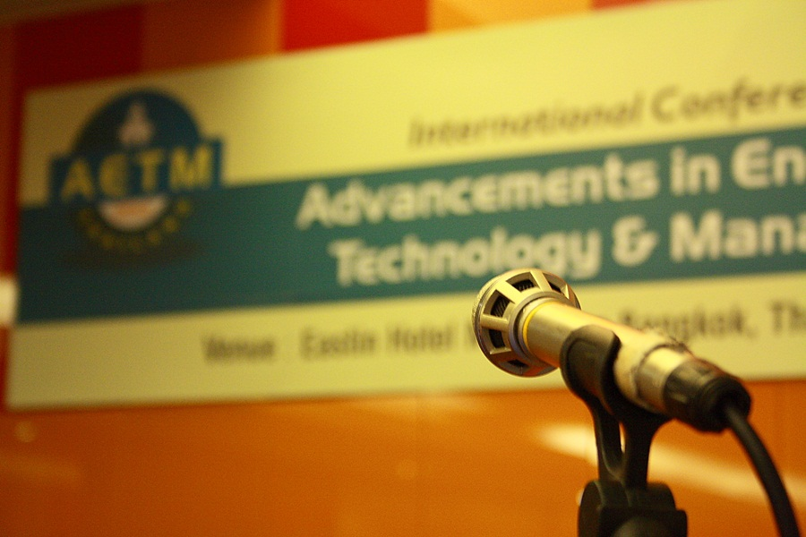 Welcome to AETM 2014