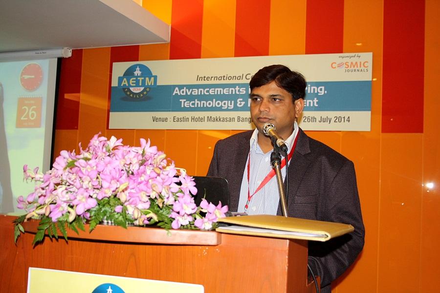 Dr Arvind K Sharma